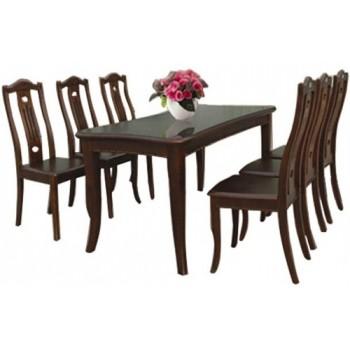 Ghế ăn gỗ tự nhiên TGA15-Thế giới đồ gia dụng HMD
