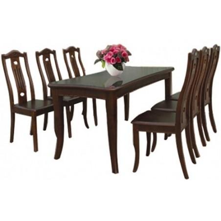Ghế ăn gỗ tự nhiên TGA15