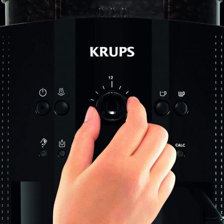 Máy pha cafe tự động Krups EA81M870, màn hình LCD, vòi phun