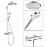Sen cây hệ thống Hansgrohe Crometta Showerpipe S 240