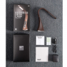 Đèn bàn Led WILIT® U2 5W nâu-Thế giới đồ gia dụng HMD