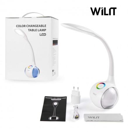 Đèn bàn Led chống cận Wilit HZ T3 5W-Thế giới đồ gia dụng HMD