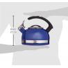 Ấm đun từ thổi sáo KitchenAid-Thế giới đồ gia dụng HMD