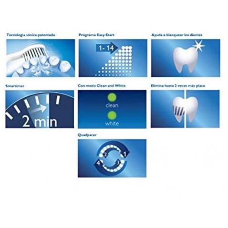 Bàn chải điện Philips HX6711/02-Thế giới đồ gia dụng HMD