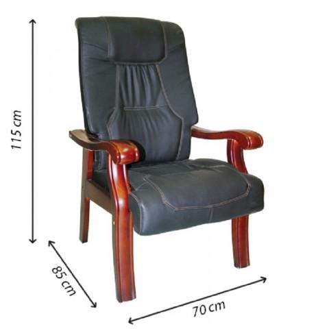 Ghế phòng họp GH09-Thế giới đồ gia dụng HMD