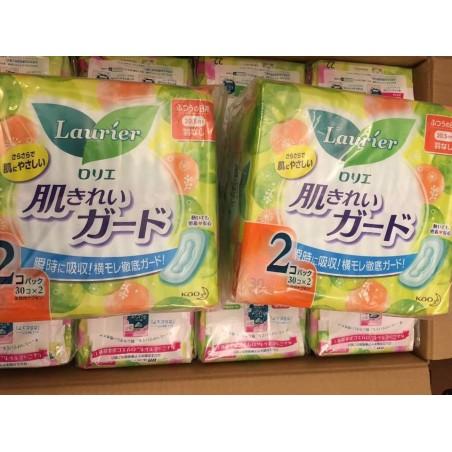 Băng vệ sinh hằng ngày Laurier hương trái cây 72 miếng-Thế giới