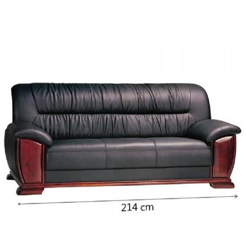 Bộ sofa bọc da cao cấp SF01-Thế giới đồ gia dụng HMD