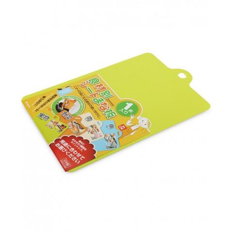 Thớt nhựa dẻo màu xanh lá-Thế giới đồ gia dụng HMD