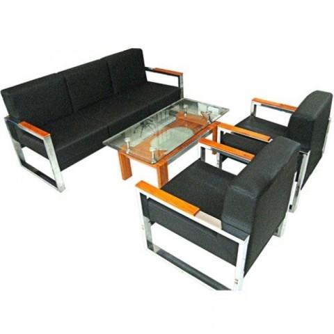 Bộ ghế sofa khung thép SF80-Thế giới đồ gia dụng HMD