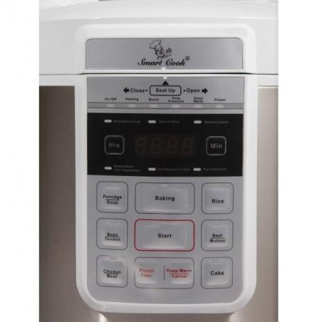 Nồi áp suất điện tử ELMICH SMARTCOOK 6990-Thế giới đồ gia dụng