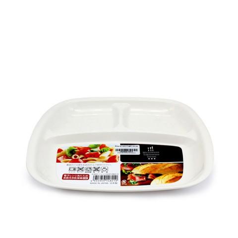 Khay ăn chia 3 ngăn cho bé-Thế giới đồ gia dụng HMD