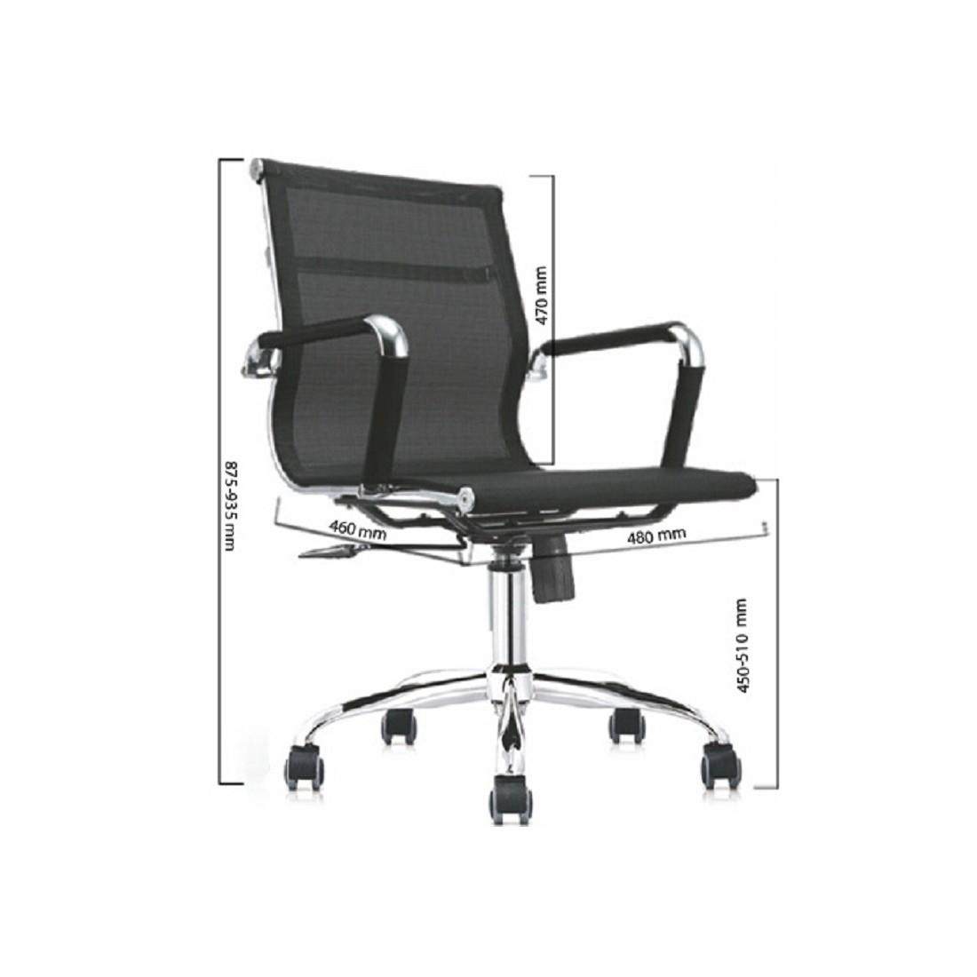 Ghế lưới D3050M-Thế giới đồ gia dụng HMD