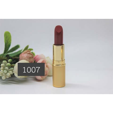 Son dưỡng ẩm Pourto A màu đỏ mận (số 1007)-Thế giới đồ gia dụng