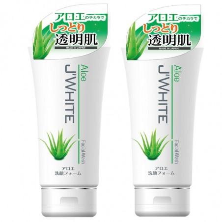 Sữa rửa mặt J'WHITE tinh chất Lô Hội-Thế giới đồ gia dụng HMD