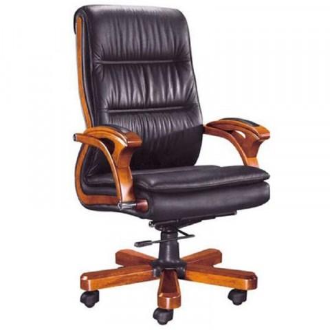 Ghế giám đốc L501A-Thế giới đồ gia dụng HMD
