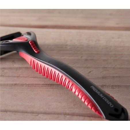 Set 4 dao cạo râu 5 lưỡi kép Ignis KAI (cán đỏ)-Thế giới đồ gia