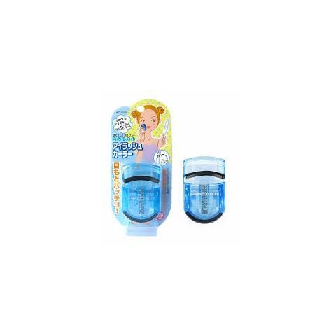Uốn mi cong thân nhựa KAI (màu xanh)-Thế giới đồ gia dụng HMD