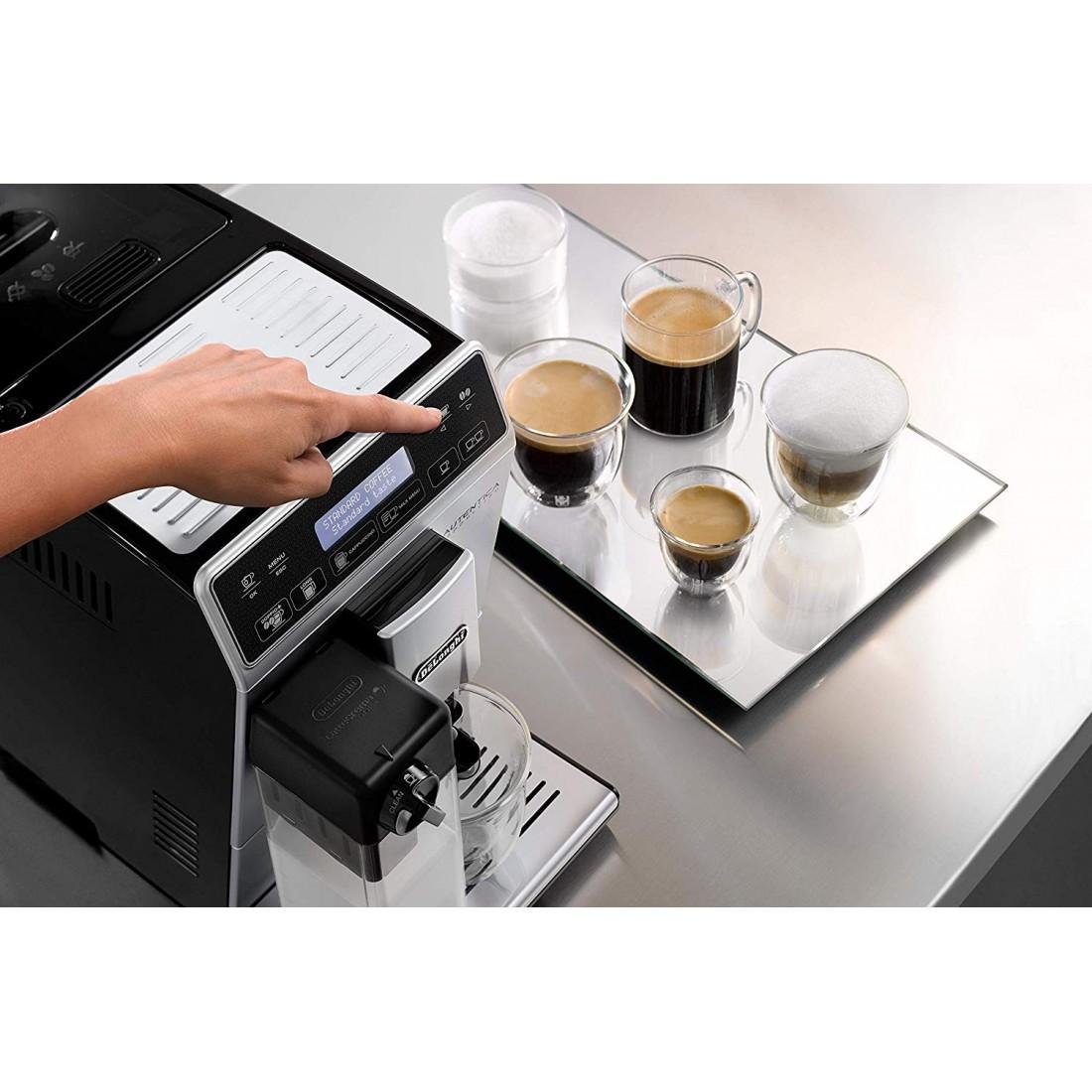 Máy pha cà phê hoàn toàn tự động DeLonghi ECAM 45.760.B-Thế