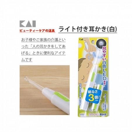 Lấy ráy tai cho bé có đèn cao cấp KAI- thegioidogiadung.com.vn