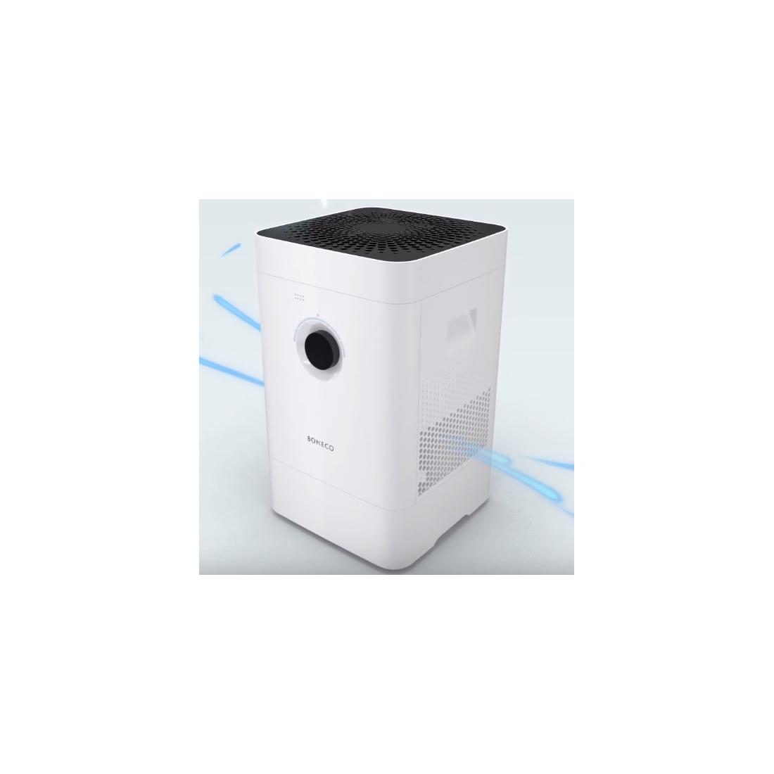 Máy lọc không khí kết hợp tạo độ ẩm Boneco Hybrid H300-
