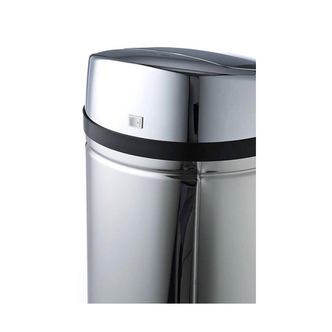 Thùng rác cảm ứng mở tụ động Stell Funtion 60L-