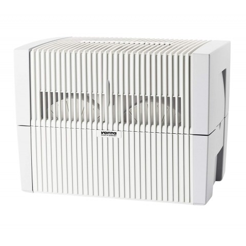 Máy lọc không khí và tạo ẩm, không thay lõi lọc Venta LW45, màu