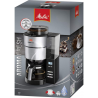 Máy pha cà phê bột tích hợp máy xay hạt Melitta AromaFresh