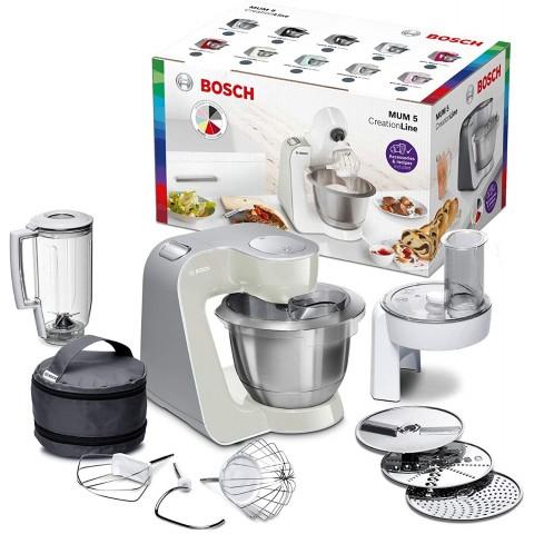 Máy làm bếp đa năng Bosch Creationline MUM58L20-