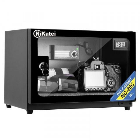 Tủ chống ẩm cao cấp Nikatei NC-20C ( 20 lít )-