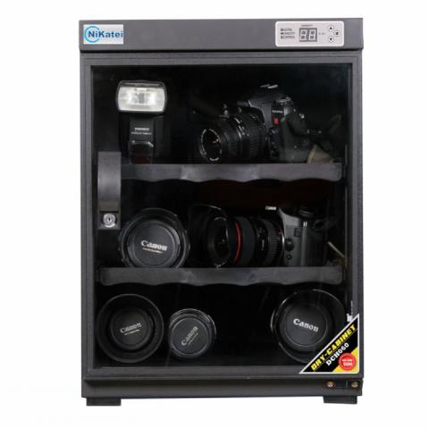 Tủ chống ẩm Nikatei DCH060 (điện tử)- thegioidogiadung.com.vn