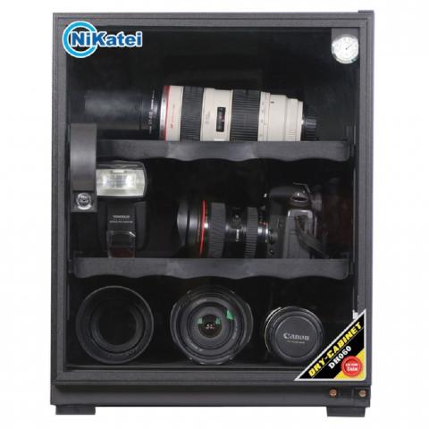 Tủ chống ẩm Nikatei DH060 (điện tử)- thegioidogiadung.com.vn