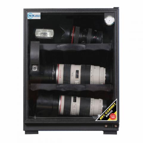 Tủ chống ẩm Nikatei DH040 (cơ)- thegioidogiadung.com.vn