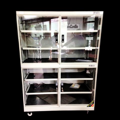 Tủ chống ẩm Nikatei DCH800 (điện tử)- thegioidogiadung.com.vn