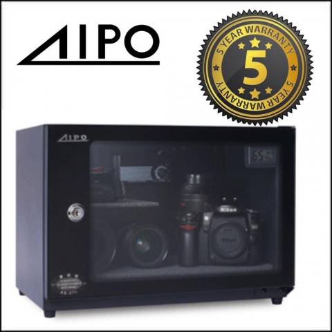 Tủ chống ẩm Aipo AS-25- thegioidogiadung.com.vn