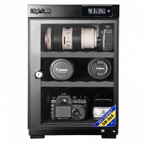 Tủ chống ẩm Digi-Cabi DB-036- thegioidogiadung.com.vn