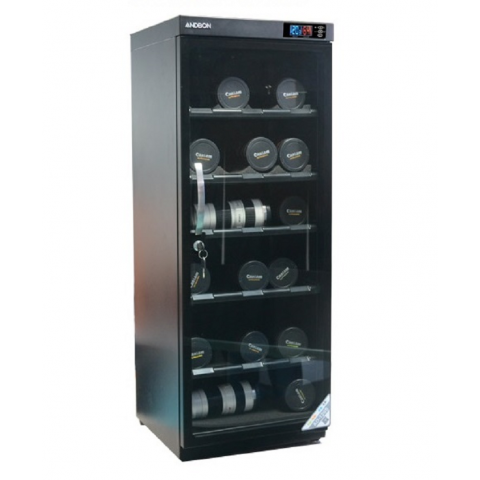 Tủ chống ẩm Nikatei NC-120S (Andbon AD-120S)-