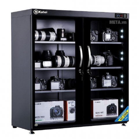 Tủ chống ẩm Nikatei NC-250S (Andbon AD-250S)-