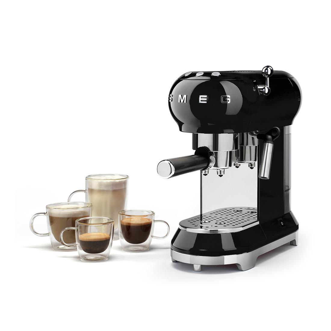 Máy pha cà phê Smeg ECF01BLEU- thegioidogiadung.com.vn