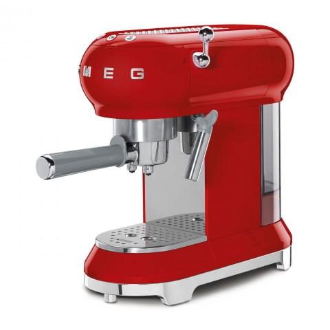 Máy pha cà phê Smeg ECF01RDEU- thegioidogiadung.com.vn