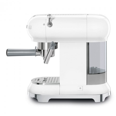 Máy pha cà phê Smeg ECF01WHEU- thegioidogiadung.com.vn