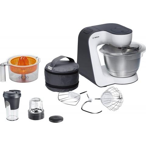 Máy đánh trứng, trộn bột, xay sinh tố Bosch MUM50136-