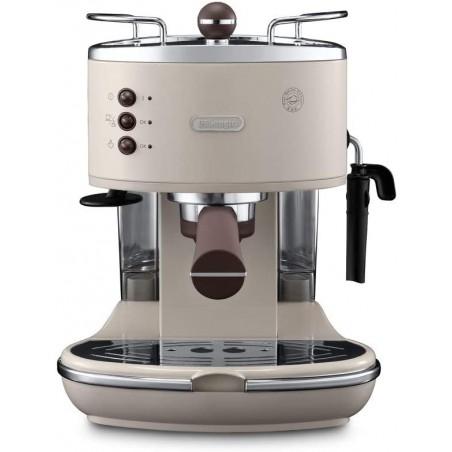 Máy pha cà phê truyền thống và Cappuccino Delonghi Icona Vintage ECOV311BG