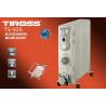 Máy sưởi dầu Tiross TS926, 13 thanh sưởi, 2900W