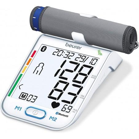 Máy đo huyết áp điện tử cổ tay BEURER BM77