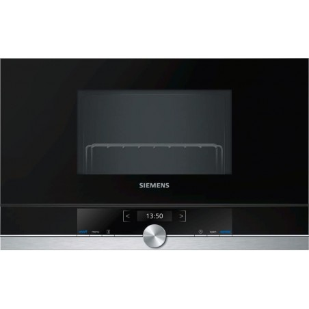 Lò vi sóng âm tủ Siemens iQ700 BE634LGS1