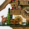 Đồng hồ treo tường Cuckoo Black Forest House EN 48115 QMT