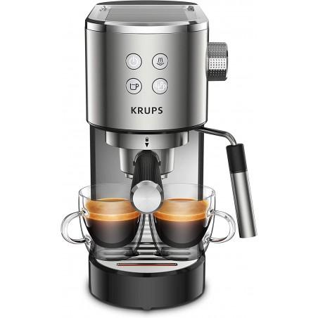 Máy pha cà phê tự động Krups Virtuoso XP442C11