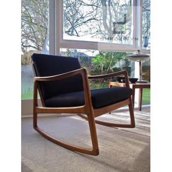 Ghế rocking chair RC001-Thế giới đồ gia dụng HMD