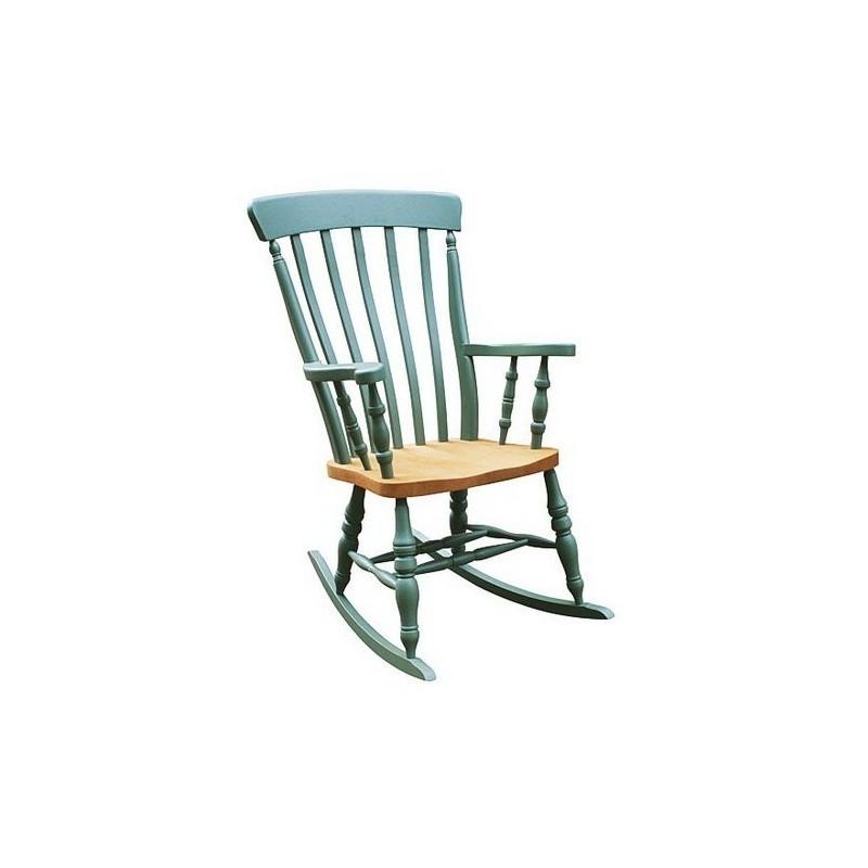Ghế Rocking chair High Slat Back-Thế giới đồ gia dụng HMD