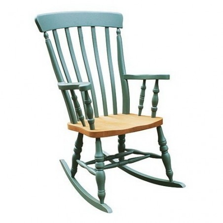 Ghế Rocking chair High Slat Back